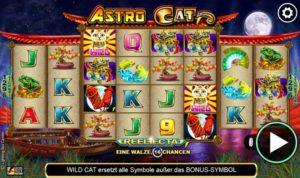 Astro Cat Vorschau Slot