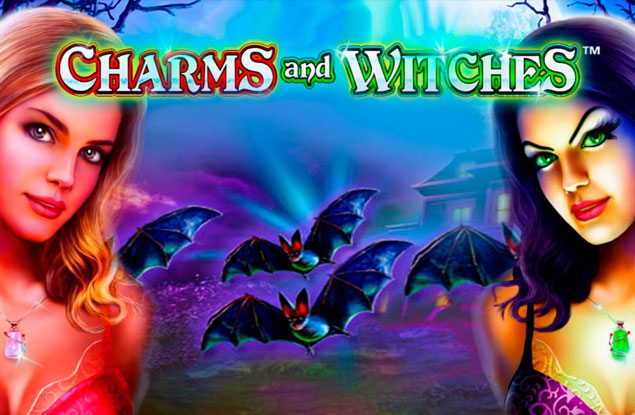 Charms and Witches Logo