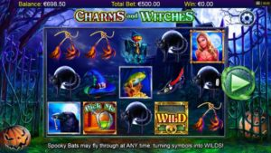 Charms and Witches Vorschau Slot
