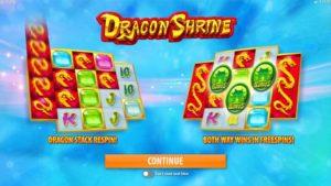 Dragon Shrine Vorschau Bonus