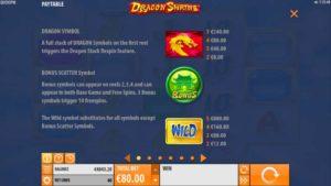 Dragon Shrine Vorschau Gewinne