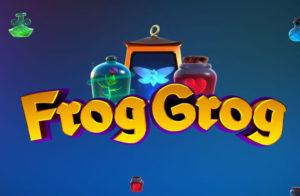 Frog Grog Logo